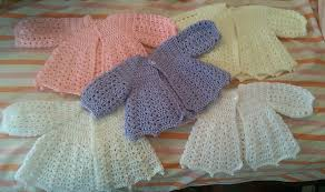 Crochet Baby Sweater Pattern Simple Free Crochet Patterns And Designs By LisaAuch FREE Crochet Patterns