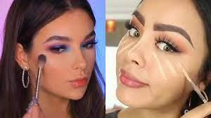 insram makeup tutorials compilation