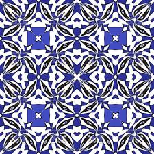 Blue And Black Fancy Background Vector Illustration Of Backgrounds