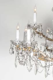 american marie therese crystal chandelier from the plaza hotel nyc for