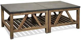 weatherford bunching coffee table riverside
