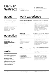 Layout Of A Resume Full Resume Resume Pinterest Fonts Layouts And Resume Cv 10