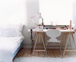 Nur ein einziges zimmer in einer wg, welches zum schlafen, arbeiten und aufbewahren genutzt werden muss. 10 Gute Ideen Fur Arbeitsplatze Zu Hause Sweet Home