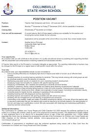 Teaching Resume Template Australia Resume Template 10 Resume