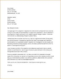 Cover Letter For Graduate School Impressive 48 Luxury Cover Letters For Graduate School Template Free