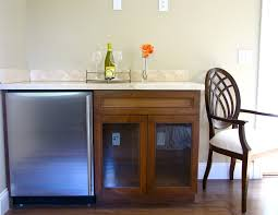 refreshment center family room transitional with under cabinet ...