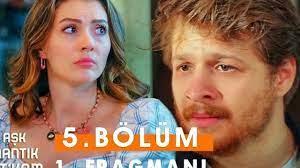 Aşk Mantık İntikam 5. Bölüm 1. Fragmanı Yayında! Çınar Esra'ya Açılmaya  Karar Veriyor! - Magazin Haberleri