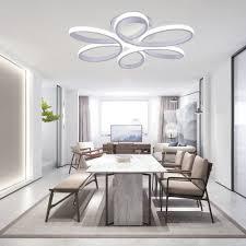 Wohnzimmer Deckenlampe Led Einrichten Beispiele Fur Deckenleuchte