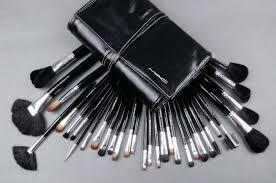 mac makeup brushes kits makeup brush set a mac makeup brush set india