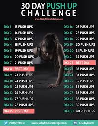 21 Day Plank Challenge Chart Fitness Challenges Parentcircle