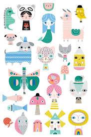 Dětské Dočasné Svítící Tetování Leopard Nordic Day