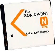 <b>Аккумулятор Fujimi</b> FBNP-BN1M для Sony Cyber-shot DSC-J, T, TF ...