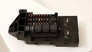 ford f250 fuse panel 1999 ford f250 f350 super duty diesel fuse box relay panel fits ford f 250 super duty