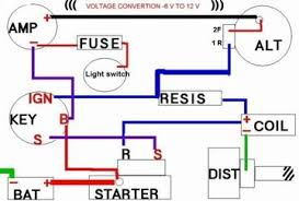 s m 12 volt system yesterday s tractors sounds like you have the alternator wires crossed heres a little help for ya
