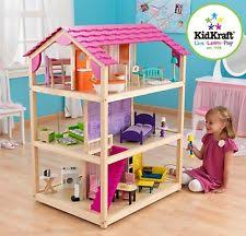 wooden barbie doll house furniture barbie furniture dollhouse