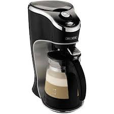 Ereplacementparts.com ereplacementparts.com back to top icon. Mr Coffee Cafe Latte Home Brewer Black Bvmc El1 Mr Coffee Latte Coffee Maker Latte Machine