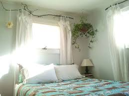 Pretty Curtains Bedroom Bedroom Unique White Bedroom Curtain Ideas With Tree Rod Design
