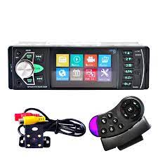 4022D Araç Radyo Müzik Çalar Dikiz Kamera Desteği Bluetooth ile MP5/MP4/MP3/FM  Verici Araba Video Uzaktan Kumanda ile|car mp5 player|mp5 car playercar  radio mp5 player - AliExpress