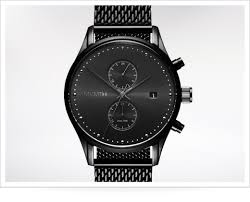 best black watches for men askmen at 150 this 42mm bit of kit is the best blacked out watch you can buy for minimal investment it s not an heirloom but will certainly make it appear that
