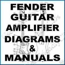 fender bassman tube amp schematic model 5e6 a guitar 800 fender guitar amps amplifier diagrams wiring schematics parts