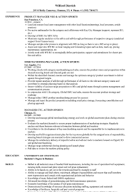 Sports Management Resume Samples Sports Manager Resume Samples Velvet Jobs 8