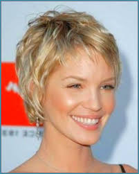 Short Hairstyles For Women Over 50 With Thick Hair 425854 Short