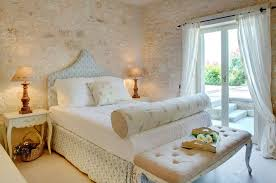 Bedroom: Greece Luxury And Stylish Interior Design.   sfdark