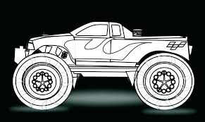 Monster Jam Coloring Pages Free Printable Blaze Coloring Pages Large