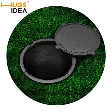 HUGSIDEA 3D Funny Trap/Heart Round Carpet Green Gray Stone Printed ...