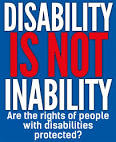 Essay on disability is not an inability