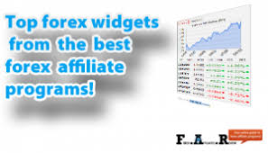 Forex Widgets For Affiliate Marketers Sellingforex Com
