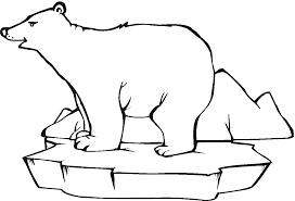 Small Picture Polar Bear Coloring Pages Inspiring Of Polar For Kids adult