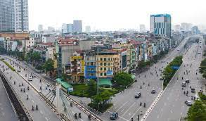 CLIP: Đường phố Hà Nội những ngày thực hiện chỉ thị 16 qua góc nhìn flycam  - Báo Người lao động
