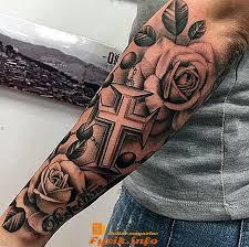 100 Nejlepších Nápadů Tetovací Rukáv Pro Muže A ženy Na Fotografii