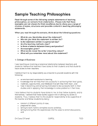 teaching philosophy statement sample registration statement  teaching philosophy statement sample teaching philosophy statement examples 44420455 png