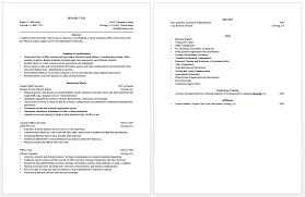 secretary resume sample resume examples of secretary resumes