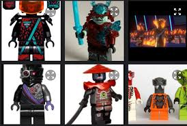 Not sure if anyone's notices but along with season 14 having jungle sets,  similar concept to ToE season I think they're running out of ideas : Ninjago