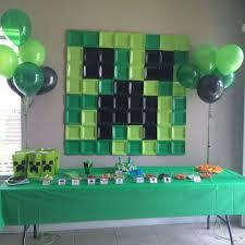 minecraft birthday party ideas birthday party ideas birthdays