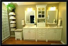 sparkling bathroom countertop cabinet and bathroom countertop storage tower stagger linen cabinets canadian tire black interior
