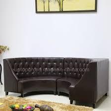 china circle booth restaurant sofa
