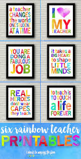 watercolor teacher printables these six watercolor teacher printables are perfect for teacher appreciation week gifts end of the year gifts