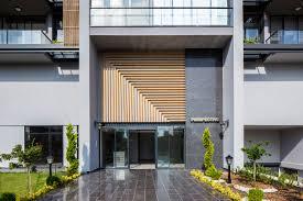 design of office building. Plain Design Perspective Office 10 Building Entrance Landscape Design On Design Of Building S