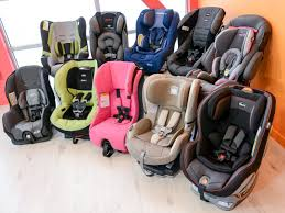 ten of the eleven top rated seats tested in our convertible car seat review the