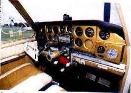 Image result for beechcraft bonanza v-tail inside cockpit