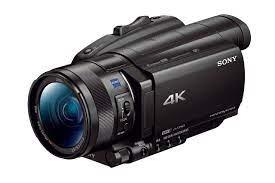 Sony ra mắt 3 mẫu máy quay 4K HDR quay 960 fps, lấy nét lai