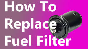 How to replace a fuel filter in a 2004 Toyota Tacoma 4 door ...