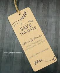 bookmark save the date save the date invitations giftables