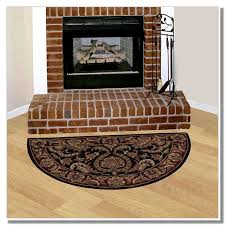 fireplace rug hearth carpet fire resistant mat half round beige regarding fire ant rugs for fireplace ideas