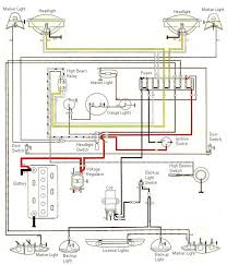 the karmann ghia online resource technical electrical the lighting wiring is easy to figure out except for all those other wires that get in the way hopefully this diagram helps lights that don t work are