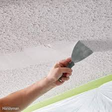 popcorn ceiling asbestos test. The Best Tools For Popcorn Ceiling Removal Family Handyman Picturesque Asbestos Test